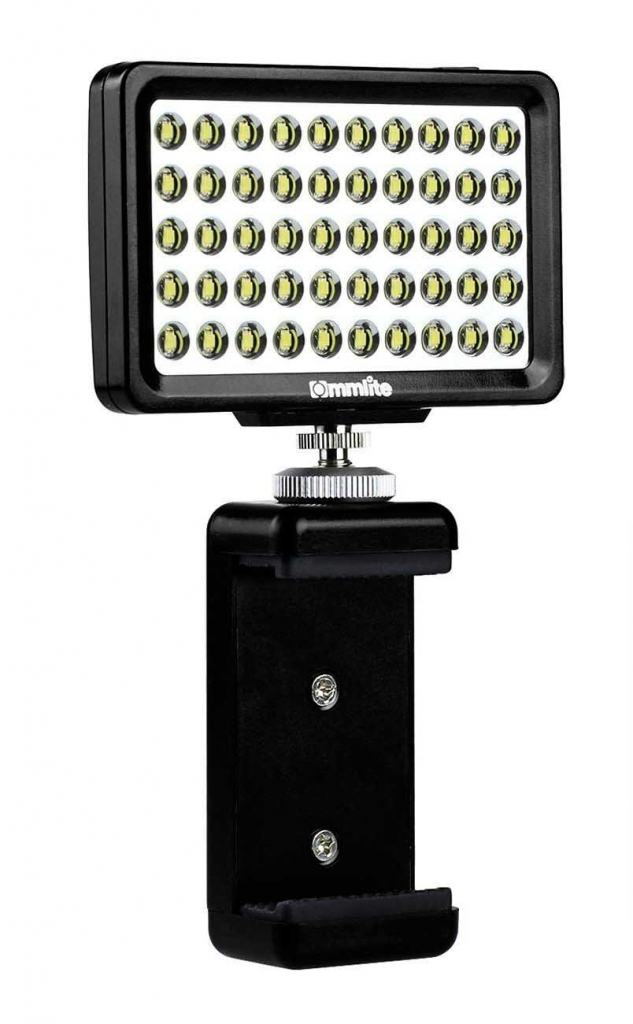 LED smarphone light