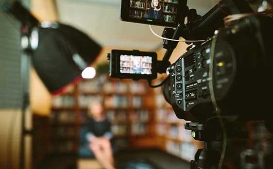 LumaVox Video Production Services Interview Photo