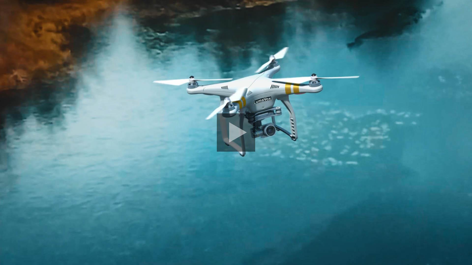 LumaVox Drone Reel