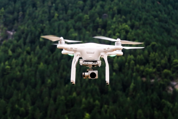 LumaVox drone videography.